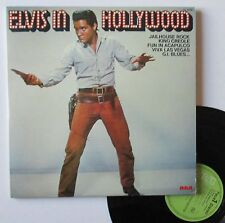"Vinyle 33T Elvis Presley   ""Elvis in Hollywood"""