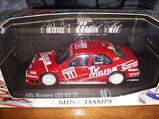Minichamps 1/43 Alfa Romeo 155 V6 TI #11 DTM 1994 C. Danner
