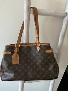 Louis Vuitton Batignolles Horizontal MM Tasche -Original-