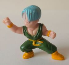 "Vintage 1989 Dragon Ball Z Kid Trunks 1.25"" Figure DBZ Dragonball"