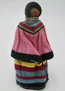 Vintage Palmeto Native American Seminole Doll