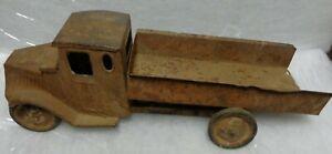Steelcraft Mack Dump Truck For Parts Or Repair, Original Heavy Metal