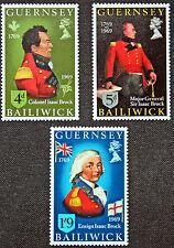 Stamps GUERNSEY - Stamp GUERNSEY - Yvert et Tellier n°19 à 21 n (cyn2)