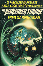 The Berserker Throne-Fred Saberhagen-Pocket Books 1st Printing-1985