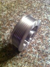 "3.25"" 6 rib Supercharger PULLEY for VORTECH, POWERDYNE, SCORPION, 20mm bore"