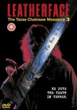 The Texas Chainsaw Massacre 3 - Leatherface (DVD, 2004)