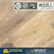 12mm Laminate Flooring /floating Floor E0 Rating Ac4 Introductory OFFER Latte