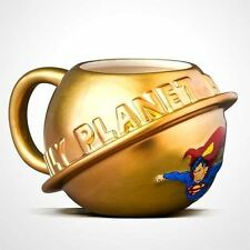 Superman Daily Planet Ceramic 3D Mug DC Comics New 52 Tea Coffee Cup