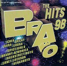 BRAVO - THE HITS '98 / 2 CD-SET - TOP-ZUSTAND