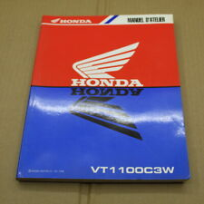 MANUEL REVUE TECHNIQUE D ATELIER HONDA VT 1100 C3 SHADOW 1998-1999 SC39A VT1100
