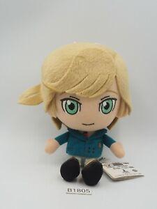 "Tiger & Bunny B1805 Banpresto 2012 Plush 6"" TAG Stuffed Toy Doll Japan"