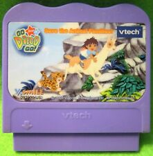Vtech Vsmile Go Diego Go Save the Animal Families Game Cartridge Only 52-092900