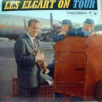 LES ELGART on tour LP Mint- CL 1291 Vinyl  Record