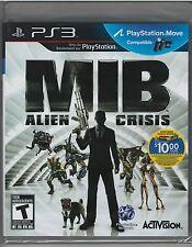 Men in Black: Alien Crisis PlayStation 3 *NEW* *SEALED*