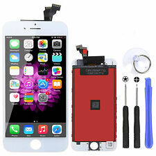 "For iPhone 6 4.7"" OEM A+++ LCD Touch Screen Digitizer White Assembly + Tools"