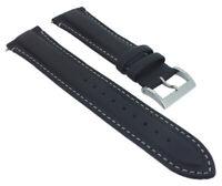 Casio Edifice Chronograph Ersatzband 22mm schwarz Leder EQB-501XBL-1A EQB-501XBL