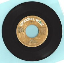 STYX - Lady - Children Of The Land - Wooden Nickel Records - 45 RPM