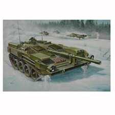 Trumpeter 1/35 Scale Sweden Strv 103B MBT/Track Links Model Tank Kit DIY 00309