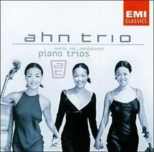 "Ahn Trio ""Piano Trios"" CD! BRAND NEW! STILL SEALED!!"