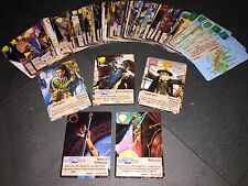 Spellfire - Dragonlance - Complete Set 1-100 - Card Game