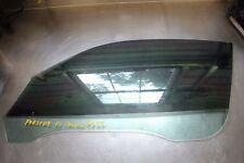 PORSCHE 911 COUPE DOOR GLASS WINDOW FRONT LEFT