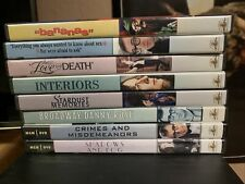 Woody Allen 8 DVD Lot - Bananas, Crimes & Misdemeanors and 6 more Like New
