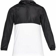 Under Armour 1311107 100 Mens Sz XL Sport style 1/2 Zip Wind Anorak Jacket