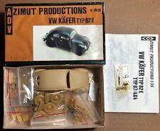ADV AZIMUT PRODUCTION - VW KAFER TYP82 E - 1/35 RESIN KIT