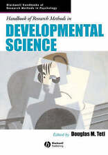 Handbook of Research Methods in Developmental Science by John Wiley and Sons...