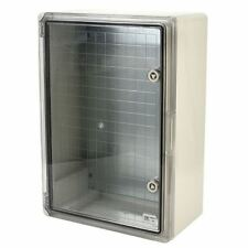 HYLEC DED016 involucro in plastica con porta trasparente 35 x 50 x 19 cm