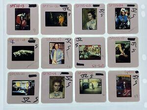 12 Space 1999 35mm Slides Sci-Fi TV Series Press Kit Publicity Promo Vtg Lot #3