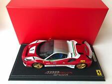 BBR Ferrari 488 Pista Spider closed roof #1 LAUDA 1/18 P18163LA limited 99 pcs
