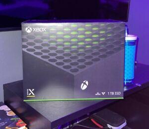BRAND NEW IN BOX Microsoft Xbox Series X Console 1TB SSD