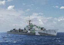 HMS ZAMBESI WW2 -  LIMITED EDITION ART (25)