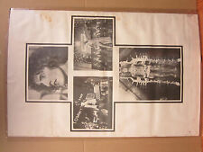 The WHO Tommy camp rock n roll original Vint Poster 4891
