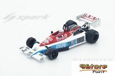SPARK S4839 1/43 F1 MARTINI MK23 RENE ARNOUX 1978 N.31 RETIRED DUTCH GP PREORDER