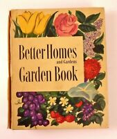 Vintage Better Homes and Gardens Garden Book 1951