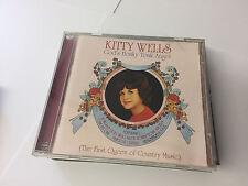 Wells Kitty - God's Honky Tonk Angel - CD 740155164027 - MINT