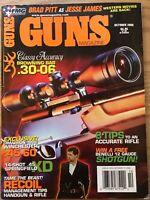 Guns Magazine Oct 2006 Browning BAR .30-06