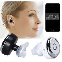 per Smartphone Mini Wireless Bluetooth auricolare Auricolare vivavoce