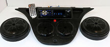 YAMAHA  DRIVE G29 Golf Cart Stereo RADIO - Dash Mount Console with 4 speakers