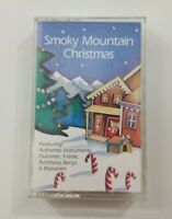 Smoky Mountain Christmas Cassette Tape 1992 Silver Bells Music