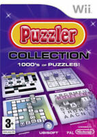 Wii & Wii U Compatible - Puzzler Collection **New & Sealed** UK Stock