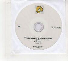 (GV355) Triads, Yardies & Onion Bhajees - 2010 DJ DVD