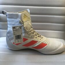 Adidas Speedex 18 Boxing Shoes High Top MSRP $150 NEW