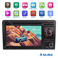 Audi A3 Autoradio S3 RS3 RNSE-PU Car DVD GPS VMCD Navi MP3 Bluetooth DAB+ SWC BT