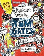 The Brilliant World of Tom Gates by Liz Pichon (Paperback, 2015)