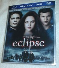 The Twilight Saga: Eclipse (Blu-ray/DVD, 2010), New & Sealed, Special Edition