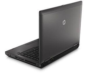 "HP ProBook 6470b 14"" Laptop Core i5-3320M 2.6ghz 500GB 4GB WIN 10P 32BIT OFFICE"