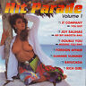 """""""Hit Parade Compilation Vol.1"""" CD 1993 Dance Euro House Downtempo"""